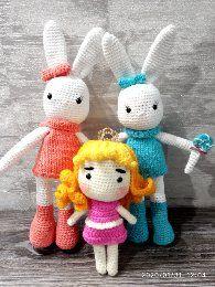 На подарок Игрушки, куклы, вязание под заказ