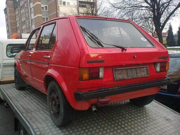 VW Golf Mk1 1979