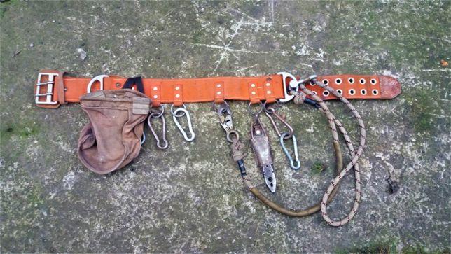 Pas monterski na narzędzia asekuracyjny / do prac na wysokościach