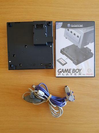 Gamecube gameboy player + CD