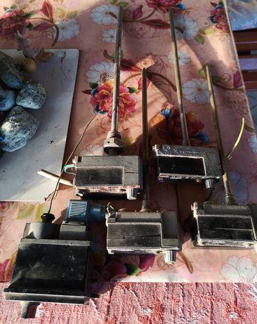 Термостати для водонагрівачів, морозилки. Реле часу.