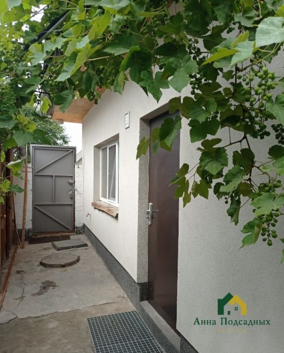 Добротный каменный дом на Северном площадью 72 кв.м. Херсон - изображение 1