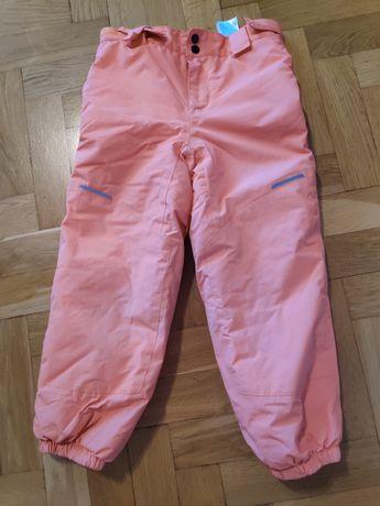 Spodnie narciarskie zimowe 122