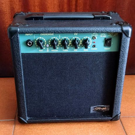 Amplificador Stagg 10 GA