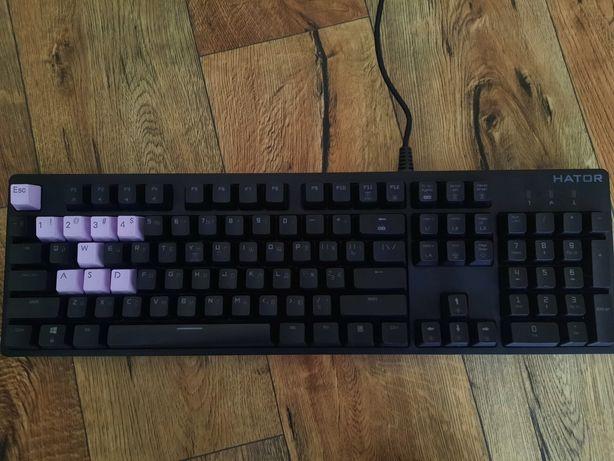 Игровая клавиатура Hator Rockfall Evo