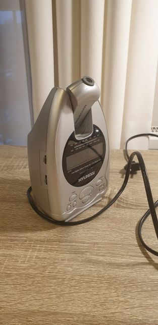 Radiobudzik Hyundai Rac 860