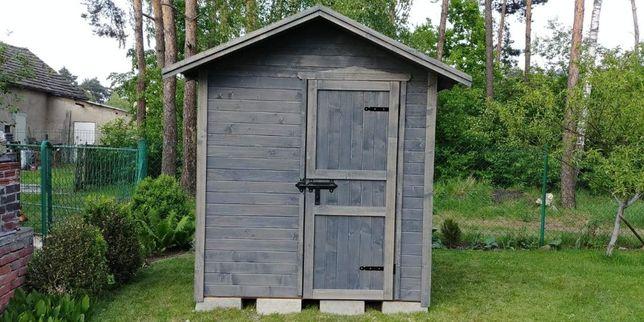Domek narzędziowy *LILIPUT* 2x2 domek gospodarczy