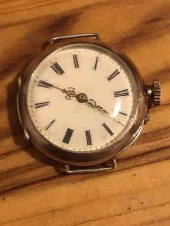 Srebrny zegarek Antyk 1900 rok ! Galonne