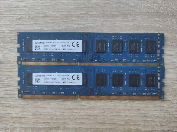 Kingston 8GB DDR3 1600 PC3-12800U K66GKY-HYA 2Rx8