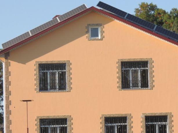 Строительство надёжных домов в Херсоне от профессионалов.