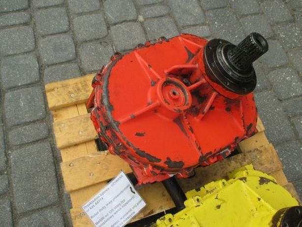 Przekładnia skrzynia dużego rotora Kemper 4500 wersja 120