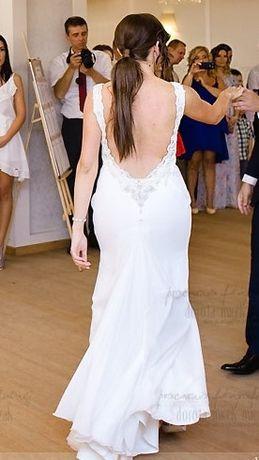 suknia ślubna Vanilla Sposa 1483