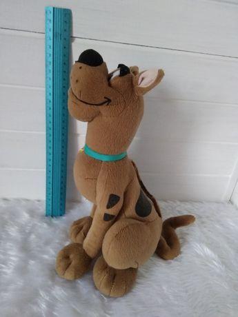Мягкий собака собачка Скубиду на радиоуправлении без пульта