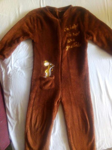 Махровый человечек ,пижама комбинезон
