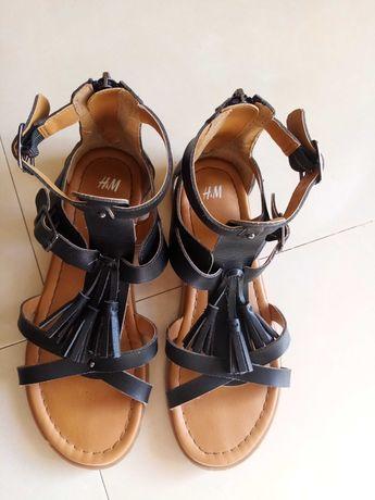 Sandały H&M r. 37