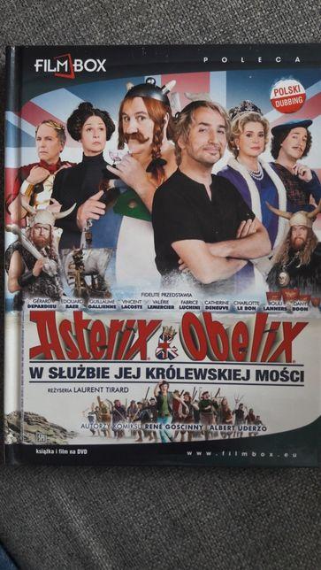 Asterix i Obelix w służbie Jej Królewskiej Mości