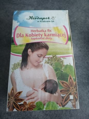 Herbata dla kobiet karmiących