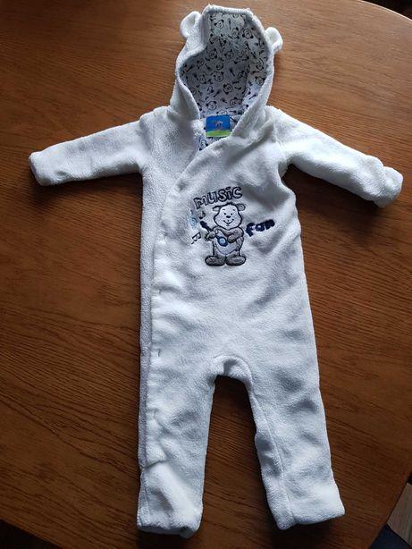 Pajac, kombinezon, polar niemowlęcy r.68