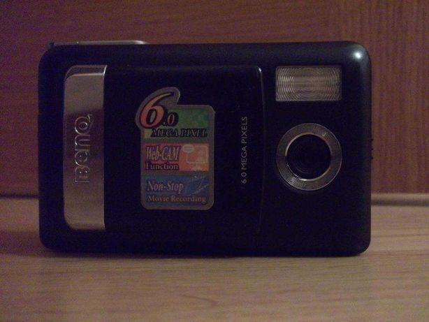 Máquina Fotográfica Benq 6.0 Mega Pixels