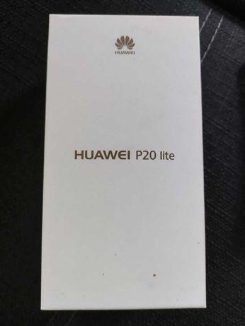 Telefon Huawei P20 Lite czarny, stan idealny