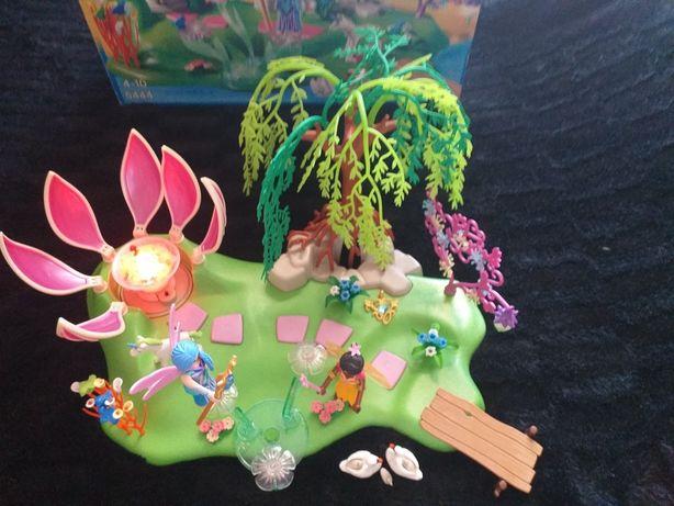 Playmobil, zestaw wyspa wróżek