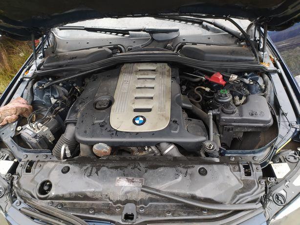 Двигун M57TU2D30-OL: 235 л.с. (173 кВт)