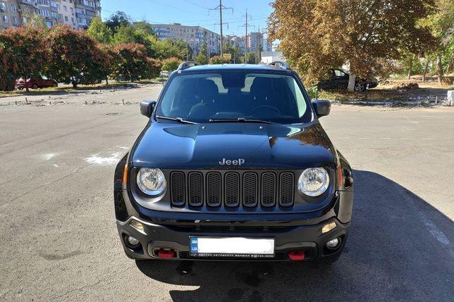 Jeep Renegate Trail Hawk