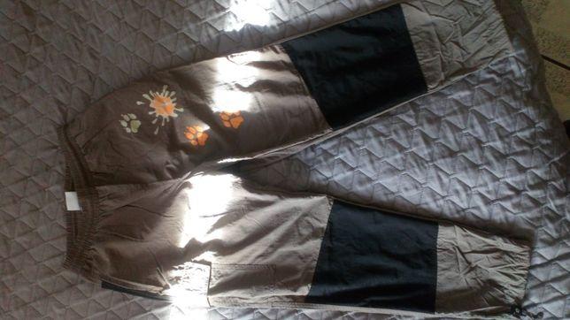 Jack Wolfskin spodnie 152 cm