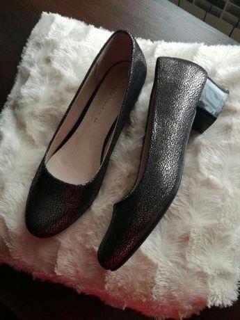 Buty pantofelki Sergio Leone