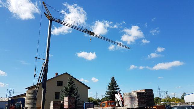 żuraw wieżowy szybkiego montażu SanMarco SMH 320