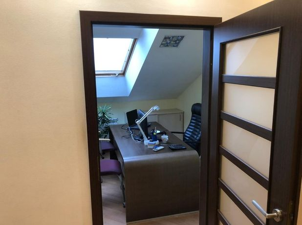 Отличный офис с террасой 128кв.м. 5 разд. кабинетов. ул Туровская