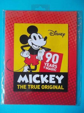 Selos CTT Mickey 90 Anos
