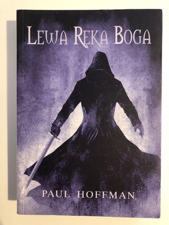 Ksiazka Paul Hoffman Lewa Reka Boga