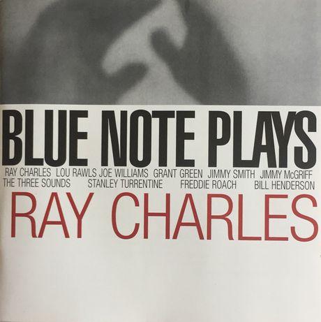 BLUE NOTE PLAYS - RAY CHARLES- CD - płyta nowa , zafoliowana