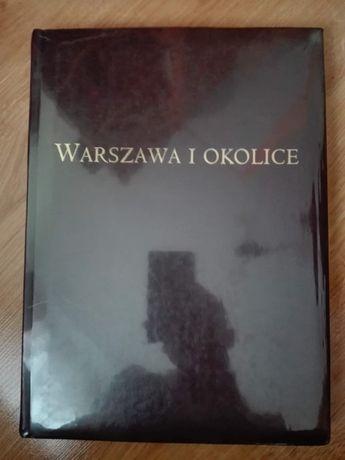 Warszawa i Okolice - album Skarby Kultury i Literatury Polskiej