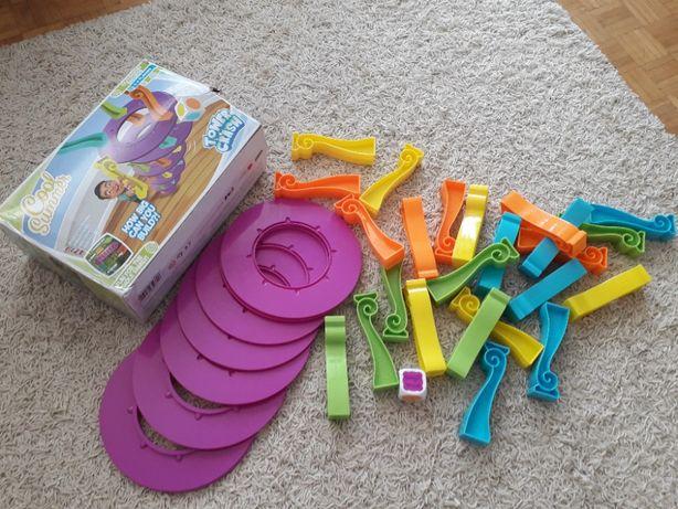 Gra zręcznościowa Tower Crash TM Toys
