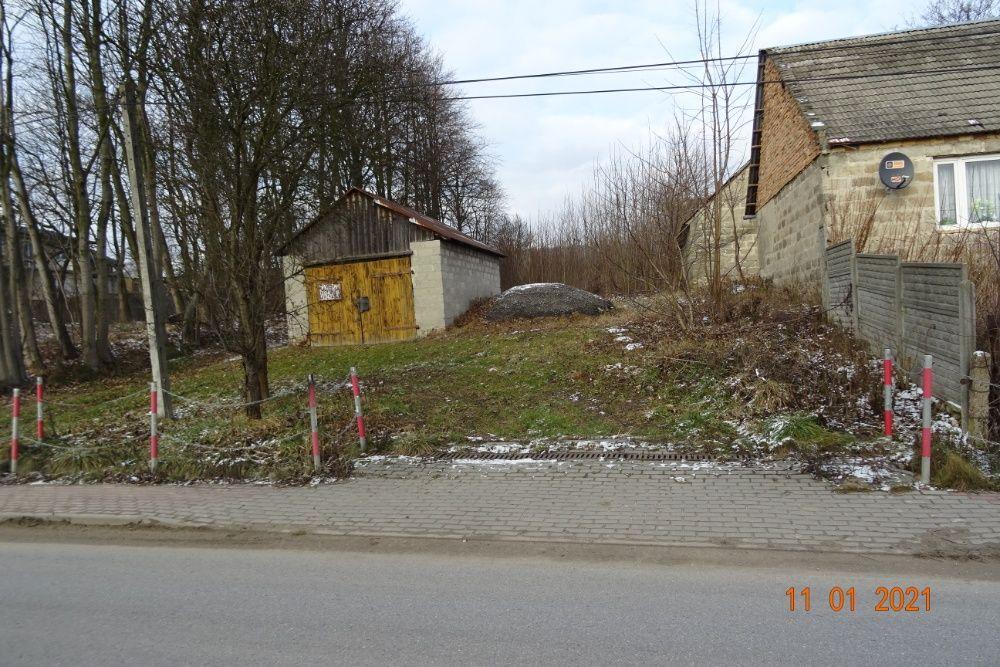 Działka budowlana wraz z gruntem rolnym Porąbki - image 1