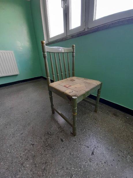 "stare krzesła ""retro"""