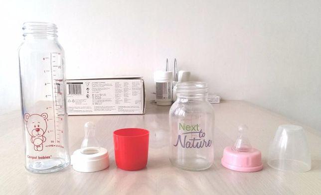 Бутылочка для кормления Canpol Babies 250 мл