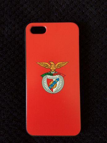 SL Benfica: capa iPhone 5/5S/SE