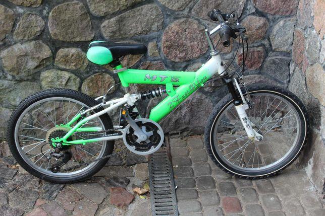 Rower dziecięcy MTB, koła 20 cali