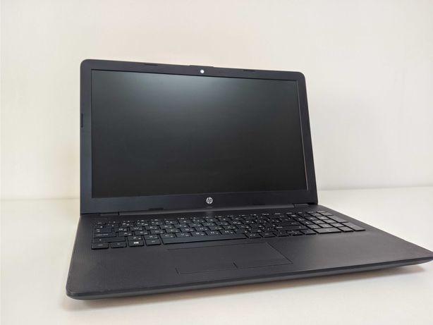 Ноутбук HP 15-BS053UR   i3-6006u   4GB DDR4   SSD 120GB   2019 год