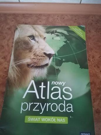 Atlas przyroda nowa era