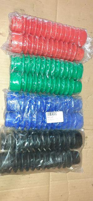 Gumy osłony lat zawieszenie przód Simson s51 s50 Enduro różne kolory