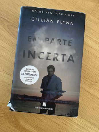 Em Parte Incerta de Gillian Flynn