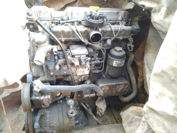 Двигатель 2.0 dti с тнвд omega zafira