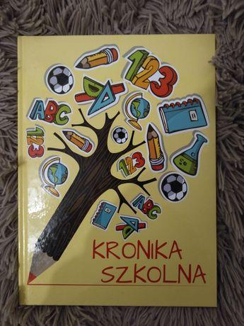 Kronika szkolna - nowa