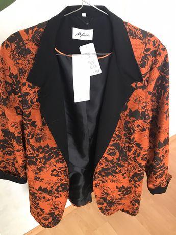 Женское пальто-пиджак 56р