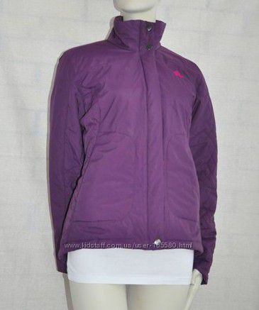 Фирменная Adidas тёплая куртка зимняя