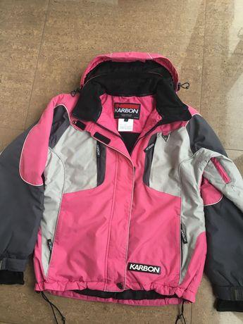 Спортивная лыжная куртка